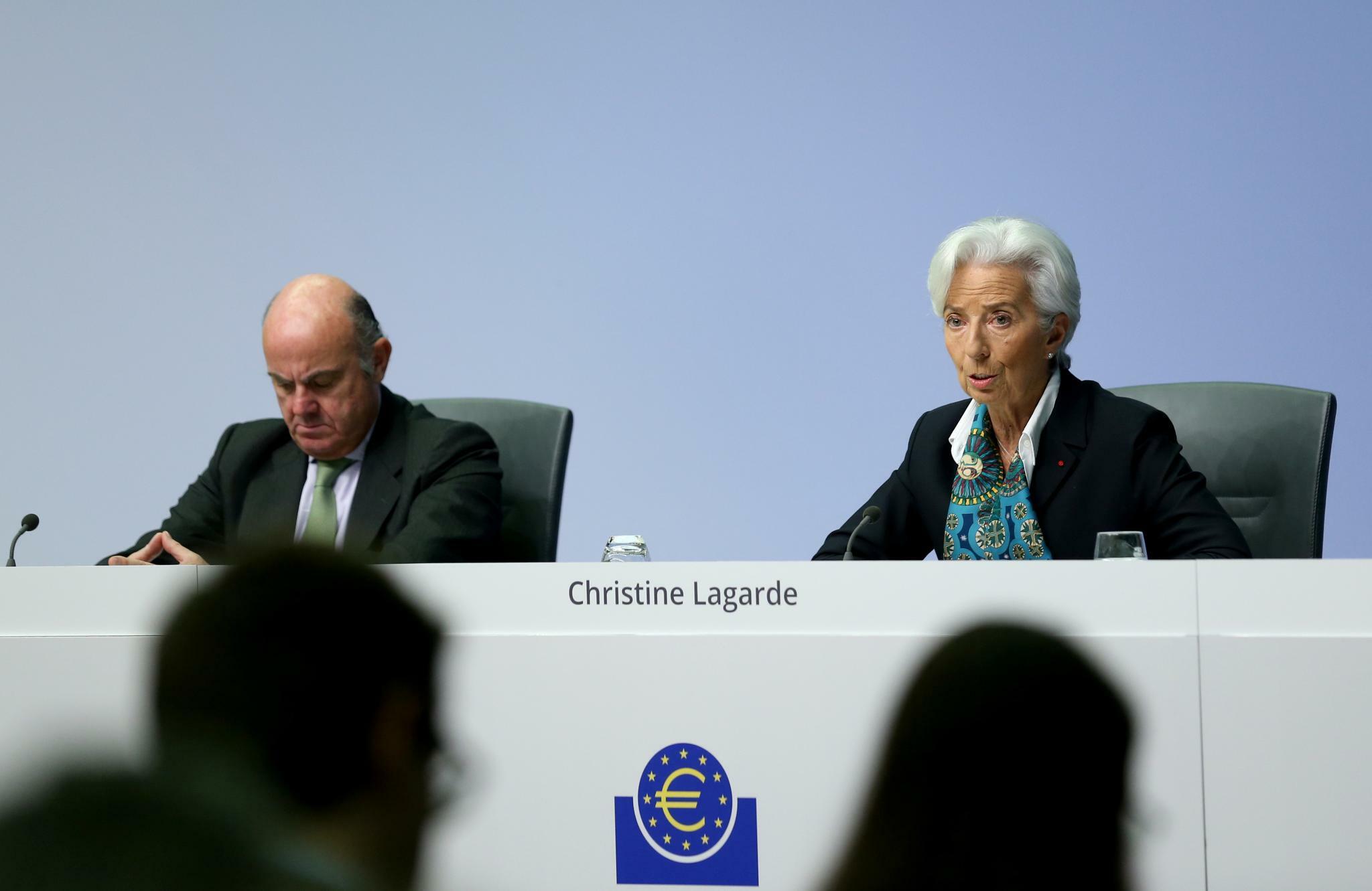 Live: So läuft die erste PK von EZB-Chefin Christine Lagarde