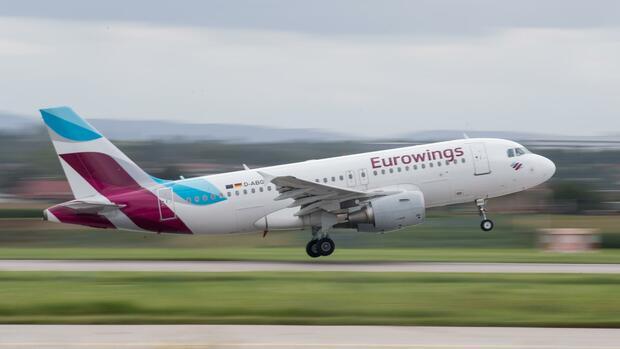 Eurowings: Verdi sieht Bewegung in Eurowings-Tarifverhandlungen