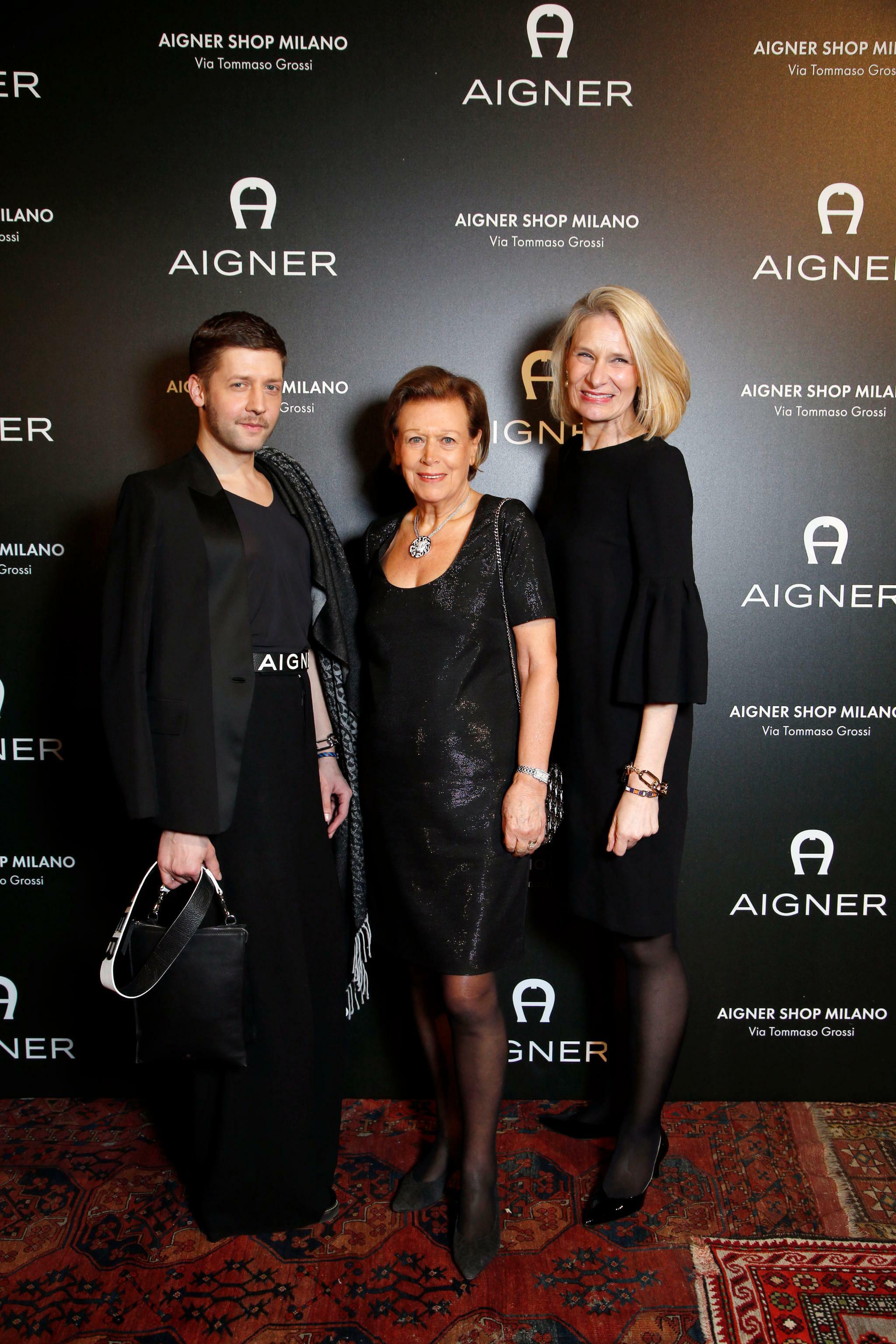 best sell huge selection of later Etienne Aigner – eine deutsche Marke mit italienischer Seele