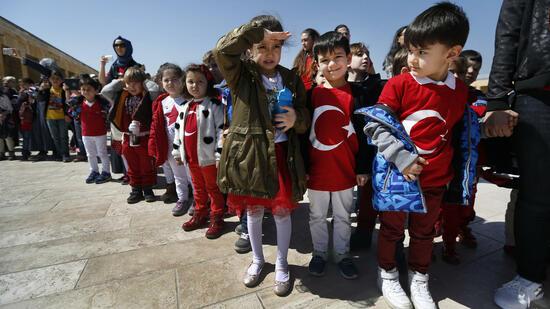 Regierung ändert Lehrplan: Türkei streicht Evolution aus Bio-Unterricht