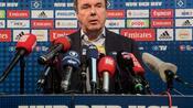 Fußball: Ex-Vorstandschef Bruchhagen glaubt an HSV