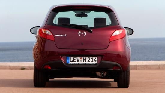 mazda 2 im gebrauchtwagen check t v pr fers liebling. Black Bedroom Furniture Sets. Home Design Ideas