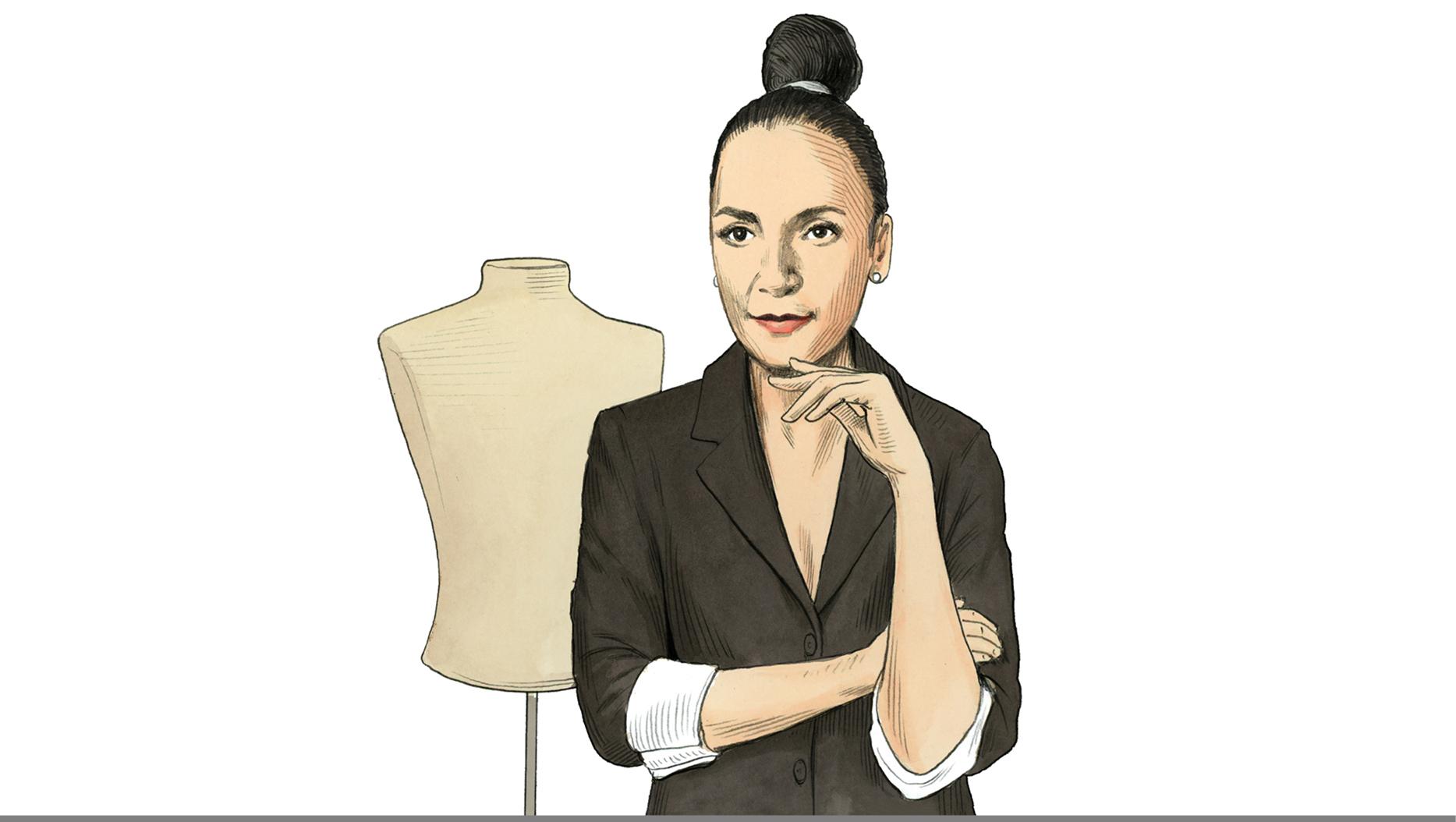 Sabina Wachtel: Bei guten Vorsätzen kann Größenwahn nicht schaden