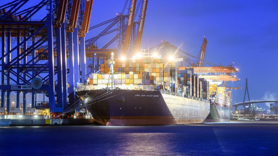 Handelskonflikte lähmen die deutsche Wirtschaft – doch einigen Branche verhindern die Rezession
