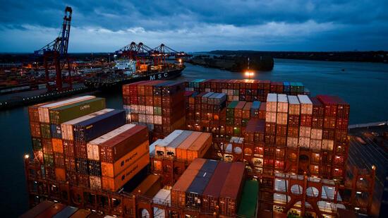 Deutsche Exporte sinken im September