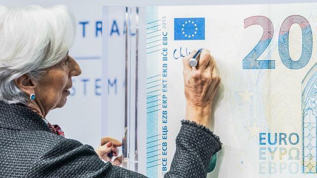 Geldpolitik: Herausforderung für EZB-Chefin Lagarde: Inflation bleibt niedrig