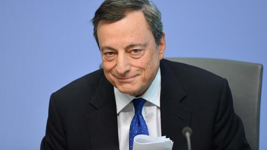 Draghi: EZB-Rat diskutiert im Herbst Anpassung der Geldpolitik