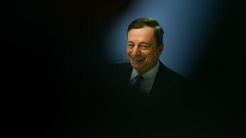 Mario Draghi, Präsident der Europäischen Zentralbank (EZB), bei der jüngsten EZB-Pressekonferenz in Frankfurt. Quelle: dpa