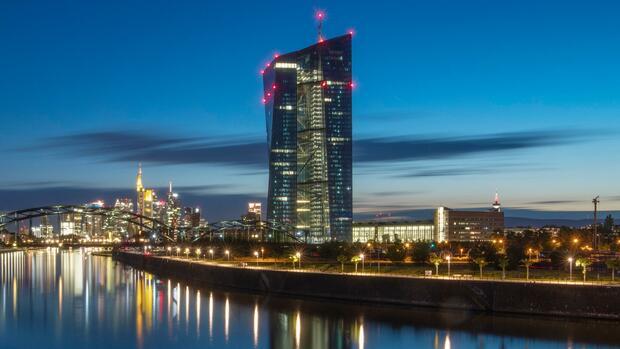 Sitzungsprotokolle: Steigende Aktienkurse bereiten EZB Sorgen
