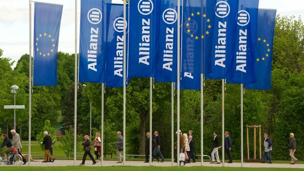 Allianz: Versicherer findet Betrüger in den eigenen Reihen
