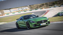 Fahrbericht: Mercedes-AMG GT-R - Star-Fighter Quelle: Daimler