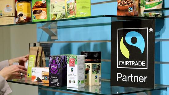Fairtrade macht erstmals Milliarden-Umsatz