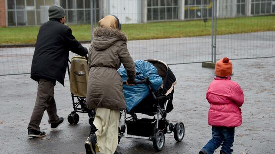 Union und SPD wollen Familiennachzug begrenzt wieder zulassen