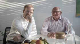 """Martin und Max Viessmann im Interview: """"Was wir erleben, ist ein Jahrhundertwandel"""""""