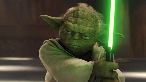 "Yoda in ""Star Wars: Episode II"". Quelle: obs"