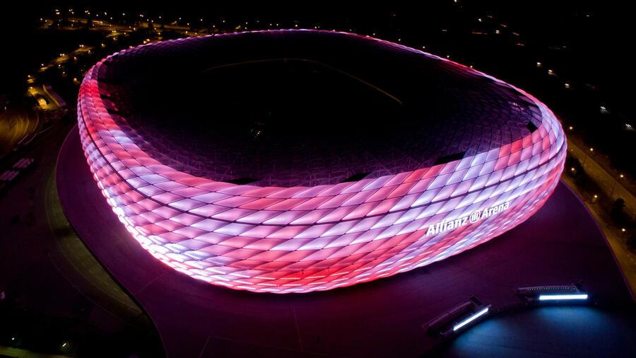 Philips beleuchtet die Allianz-Arena: Licht für 53.000 Spiele – ohne ...