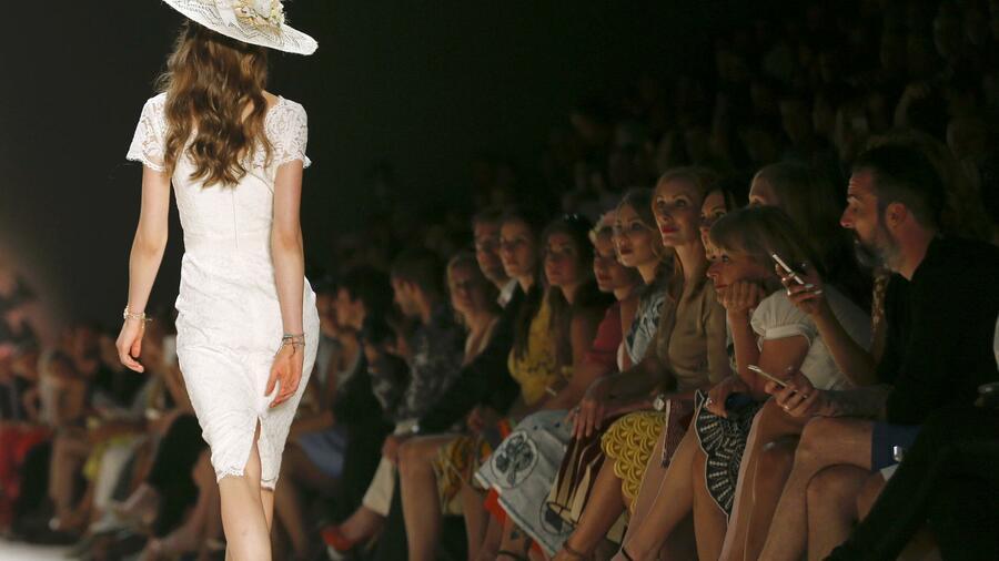 6239619a2f6737 Zalando mischt bei der Modewoche kräftig mit. Quelle  Reuters