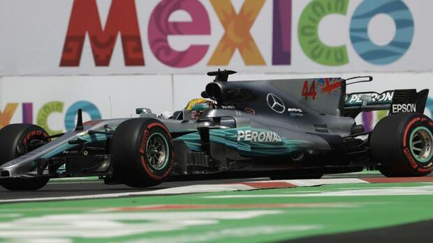 Motorsport: Hamilton im Training Zweiter – Dennoch Quali-Favorit