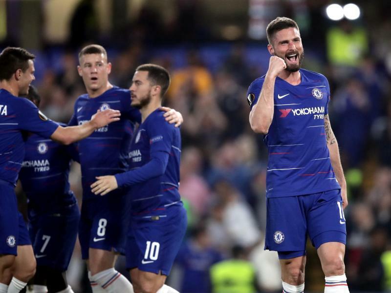 Chelsea, Arsenal und Valencia im Halbfinale