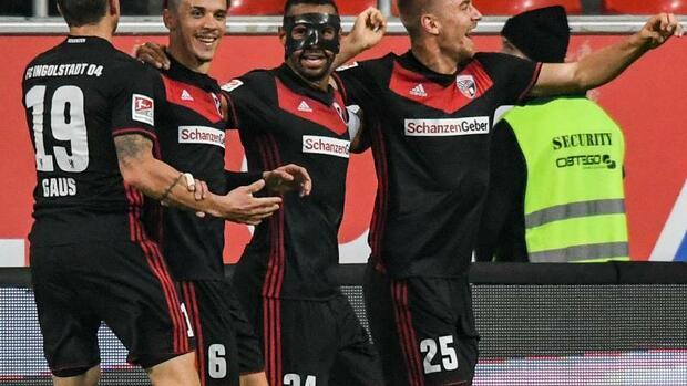 Fußball: FC Ingolstadt entwickelt Heimstärke - 3:0 gegen Heidenheim