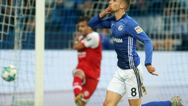 Fußball: Schalke im Aufwind: Mit 2:0 über Mainz auf Rang vier