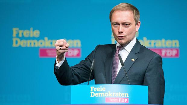 Christian Linder: News, Interviews und Neuigkeiten zum FDP-Chef