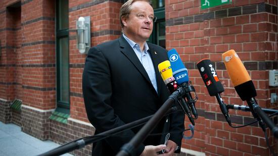 TeppichAffäre SPDPolitiker fordert Niebels Rücktritt