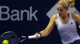 Fed-Cup-Spielerin Sabine Lisicki . Foto: Bongarts/Getty Images Quelle: SID
