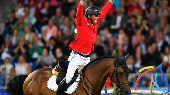 Pferdesport: Deutsche Springreiter gewinnen Nationen-Preis beim CHIO