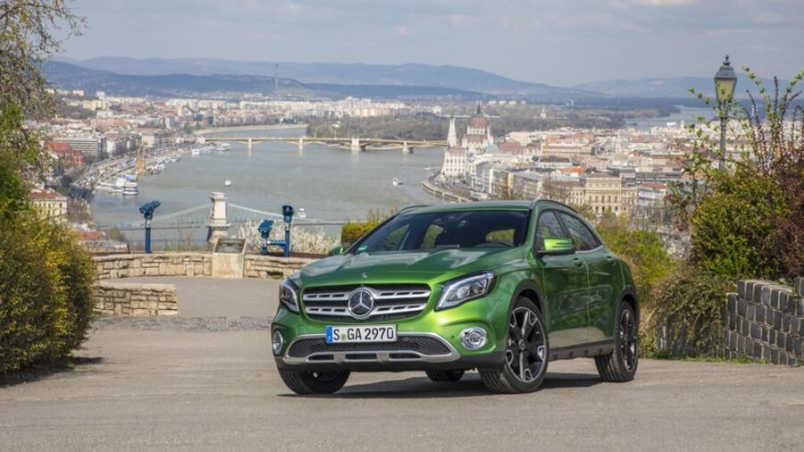 Fahrbericht Mercedes Gla 220 4matic Technische Daten