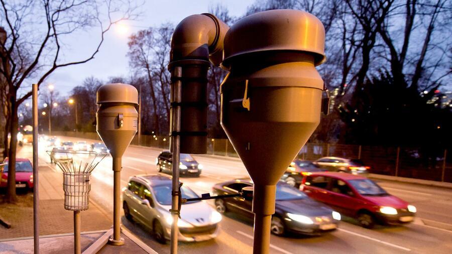 Luftverschmutzung durch Diesel-Abgase gesunken
