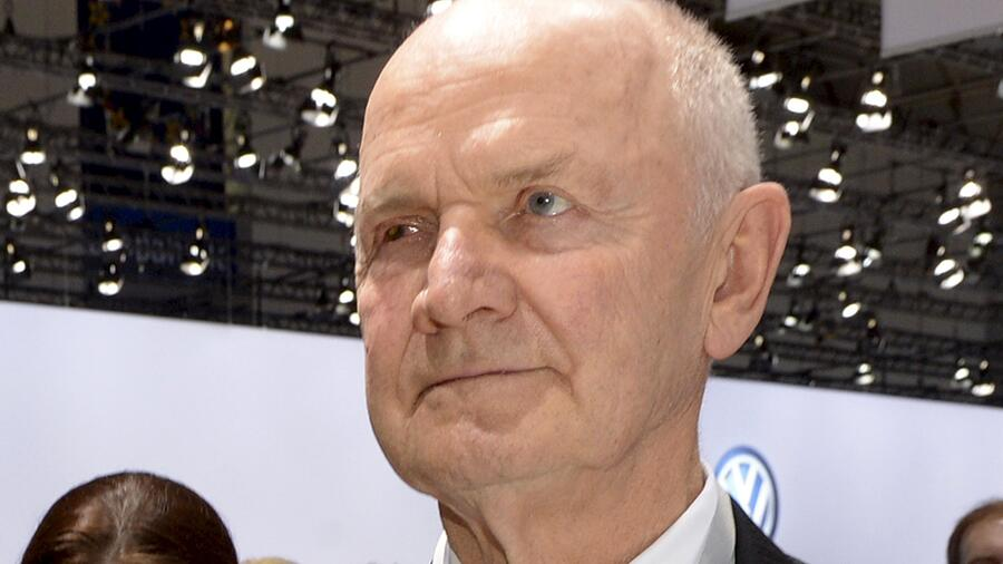 FAMILY FEUD: Report: Ferdinand Piëch to Lose Seat at Porsche SE
