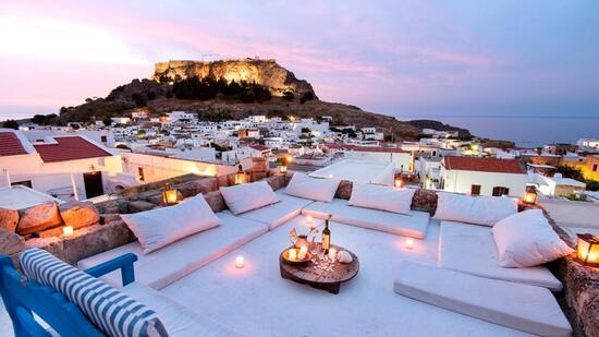 ferienimmobilien am mittelmeer griechisches heim