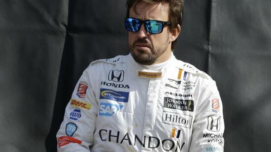 Fernando Alonso denkt öffentlich über den Abschied von McLaren nach
