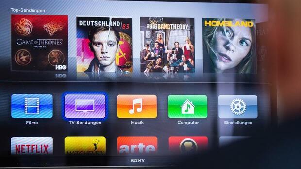 Wissenschaft & Technologie: Fernseher sind auch nur Computer - und brauchen Apps - Handelsblatt