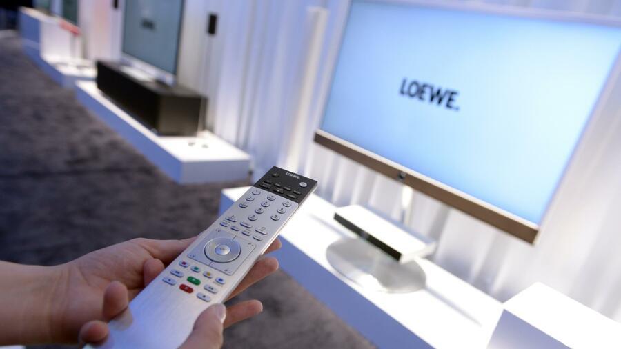 Fernsehhersteller Loewe muss den Betrieb einstellen