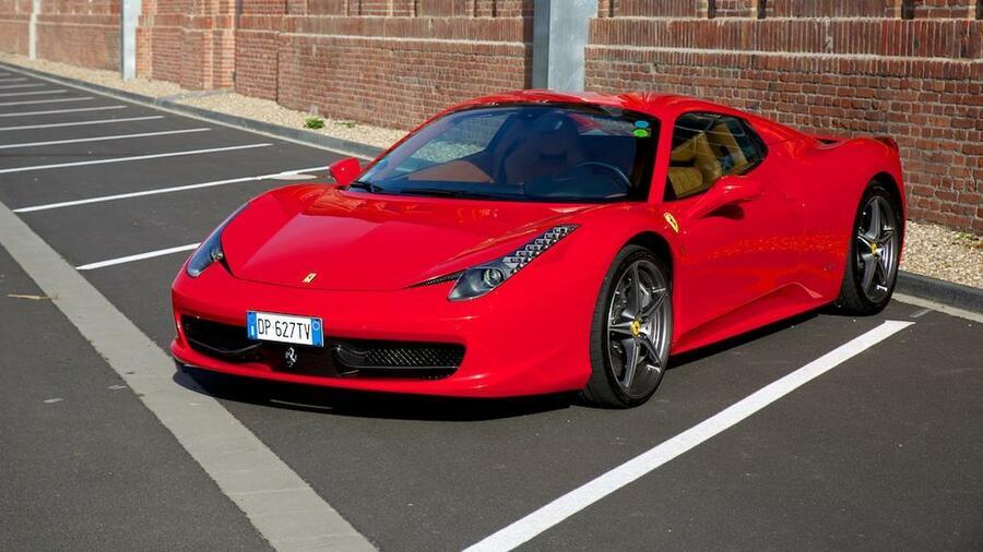 Autotest Ferrari 458 Spider Ein Traum In Rot