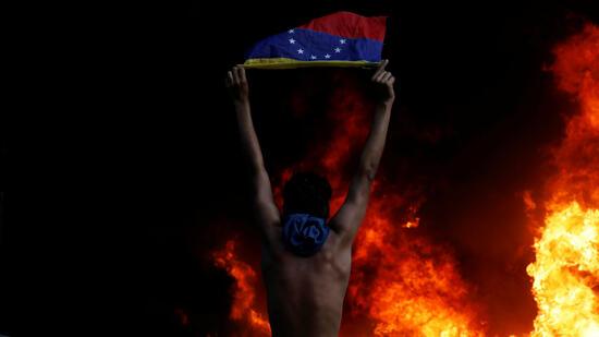 Ein Toter und fast 200 Verletzte bei Protesten in Venezuela