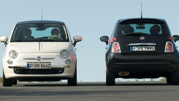 fiat 500 als gebrauchtwagen oberfl chlich sch n. Black Bedroom Furniture Sets. Home Design Ideas