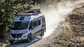 Fiat Ducato 4x4 Expedition: Luxuriös über Stock und Stein