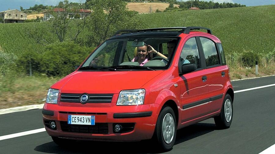 Fiat Panda Als Gebrauchtwagen Das Bärchen Ist Meist Zuverlässig
