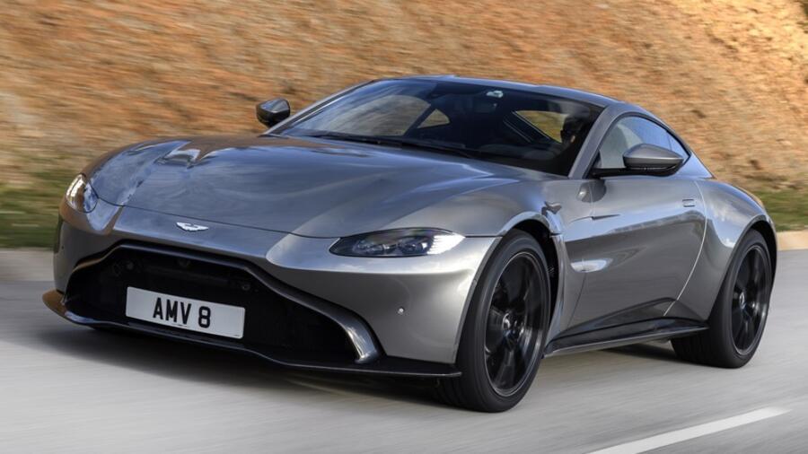 Aston Martin Vantage Dieser Brite Will Den Porsche 911 Jagen