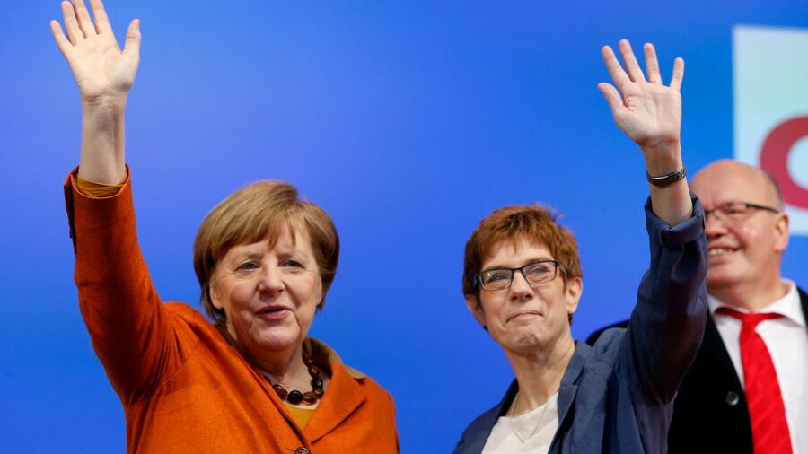 ministerposten deutschland 2017