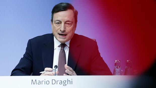EZB-Ausblick: Mario Draghi hält sich alles offen
