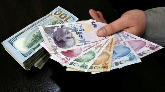 Devisen: Türkische Lira legt nach Sieg Erdogans deutlich zu