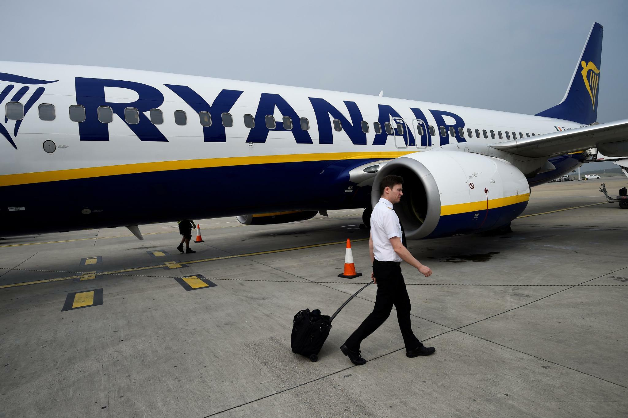 Ryanair: Piloten streiken am Freitagmorgen