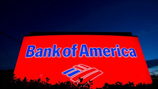 Bank of America: Aktuelle News zur Großbank in den USA Quelle: Reuters