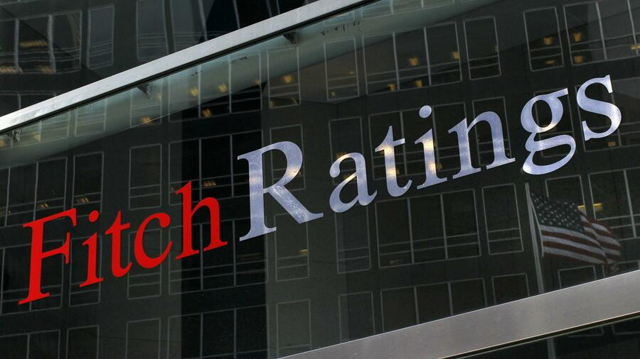 Der Hauptsitz der Ratingagentur Fitch in New York. Quelle: Reuters