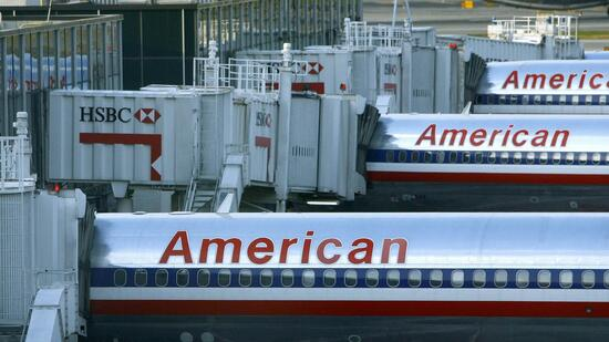 American Airlines: Insolvenz als letzte Chance
