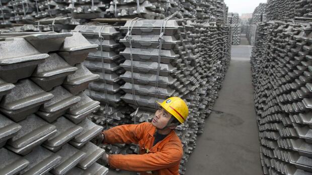 Rohstoffbörse: Verkehrte Welt beim Aluminiumpreis  Rohstoffbörse:...
